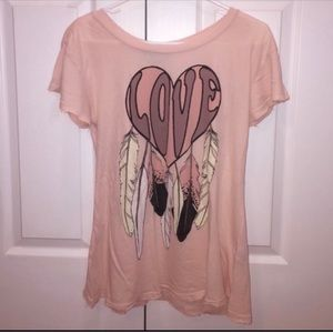 "💕 WILDFOX ""Love"" Dreamcatcher Tee 💕"